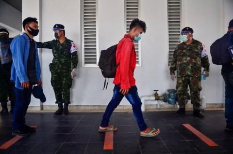 Kasus Covid-19 di Perbatasan Myanmar-India Melonjak