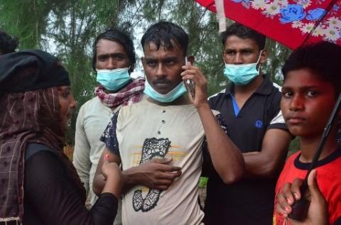 Tiba di Aceh, 81 Pengungsi Rohingya Sempat Ditolak Masuk India dan Bangladesh