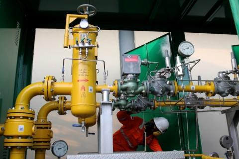 PGN Pacu Peningkatan Salur Gas untuk Kawasan Industri