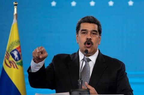 Maduro Kesal AS Tidak Donasikan Vaksin Covid-19 ke Venezuela