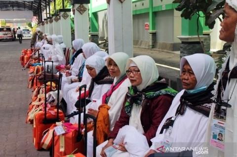 317 Calon Jemaah Haji Yogyakarta Batal Berangkat Lagi