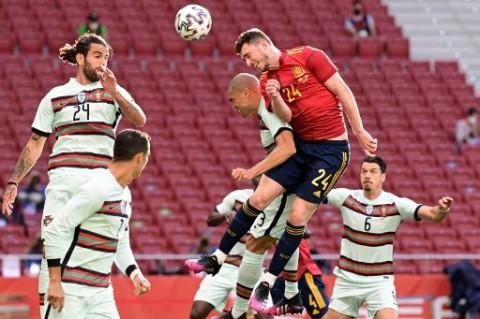 Respons Laporte setelah Menjalani Debut Membela Timnas Spanyol