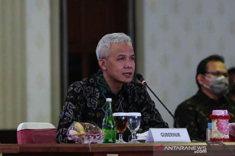 Survei: Popularitas Ganjar Masih di Bawah Prabowo dan Anies