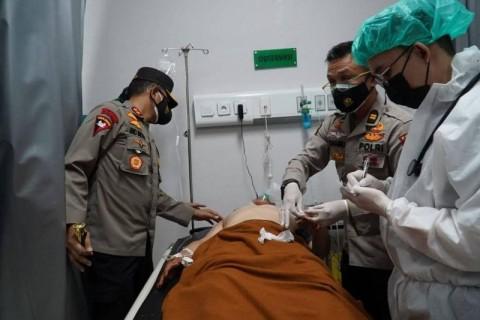 Teriak Teroris, Polda Sumsel Periksa Kejiwaan Pelaku Penyerangan Polisi