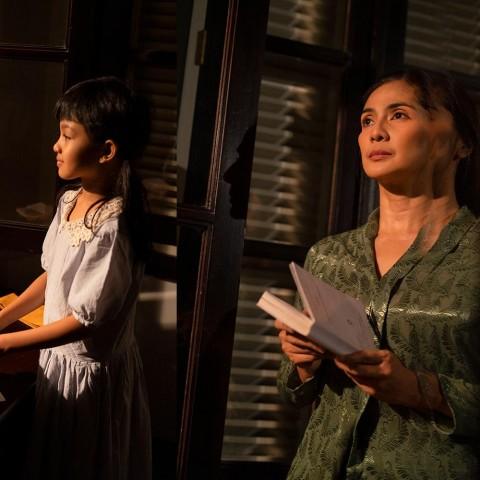 Tantangan Maudy Koesnaedi Kembali Perankan Istri Bung Karno