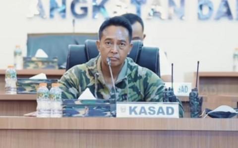 KSAD Ingin Anggota Fokus Pemulihan di NTB dan NTT