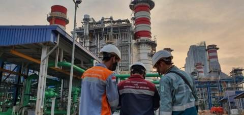 <i>Steam Turbine</i> Unit 3 PLTGU Muara Karang Beroperasi, Listrik DKI Jakarta Semakin Andal