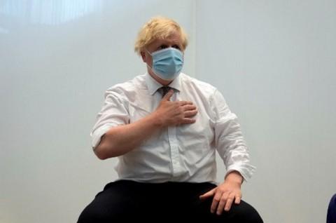 PM Inggris akan Minta G7 Upayakan Vaksinasi Masyarakat Dunia
