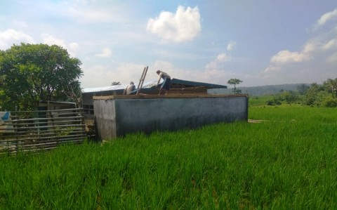 Kementan Bangun Irigasi Perpompaan, Produktivitas Petani Rejang Lebong Melonjak
