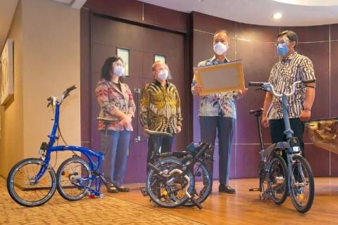 Permintaan Tinggi Jadi Angin Segar Pengusaha Sepeda Lokal asal Bandung