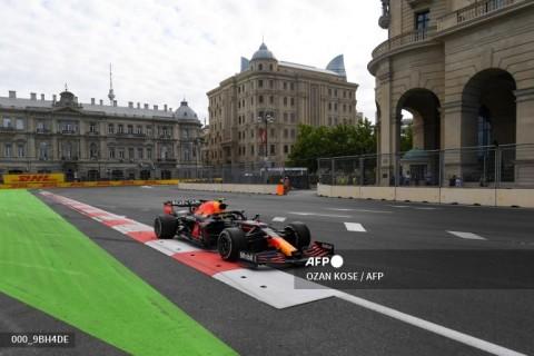 F1 Azerbaijan: Dipenuhi Drama, Sergio Perez Juara
