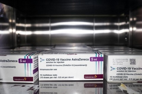 Pemerintah Dapat Tambahan 313.100 Dosis Vaksin AstraZeneca