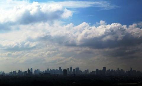 Senin Ini, Ibu Kota Diramalkan Cerah Berawan