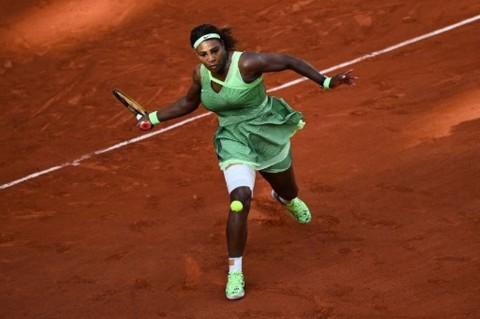 French Open: Langkah Serena Williams Terhenti