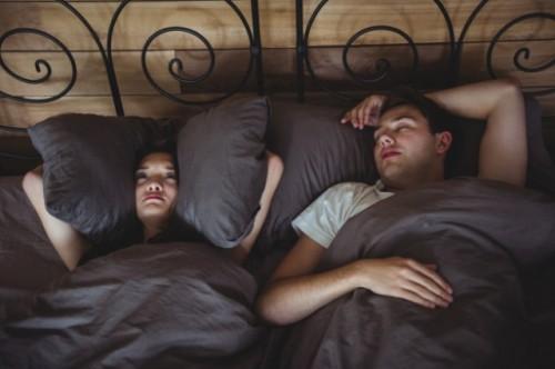Apakah mendengkur merupakan tanda tidur yang berkualitas? Ini kata dokter. (Foto: Ilustrasi/Freepik.com)