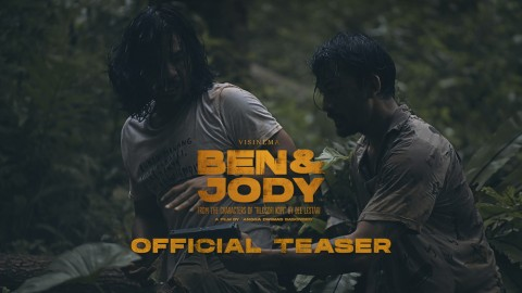 Chicco Jerikho dan Rio Dewanto Pamer Aksi Bela Diri di Film Ben & Jody