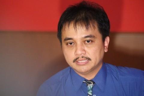 Roy Suryo Enggan Mediasi dengan Eko Kuntadhi dan Mazdjo Pray