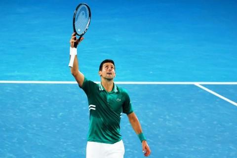 French Open 2021: Djokovic Lolos dari Lubang Jarum