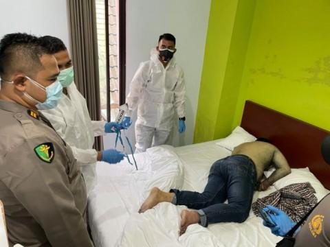 Eks Ketua KPU Malut Ditemukan Tewas di Kamar Hotel
