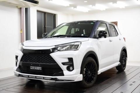 <i>Make Up</i> Noblesse untuk Toyota Raize, Lebih Bersih & Sporty