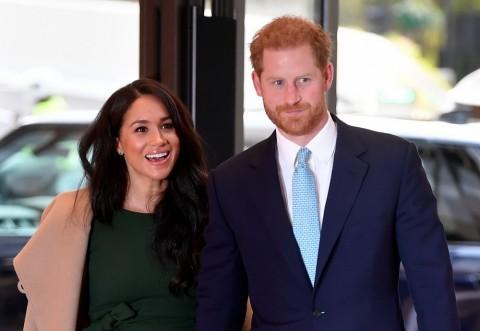 Pangeran Harry dan Meghan Markle Umumkan Nama Anak Kedua