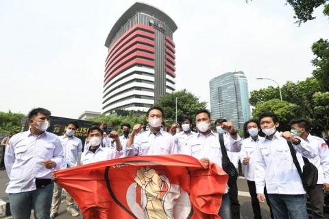 Dukung KPK, Polemik TWK Diminta Tak Ganggu Pemberantasan Korupsi