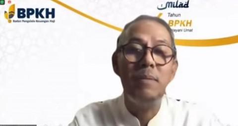 BPKH Jamin Dana Haji Rp150 Triliun Aman