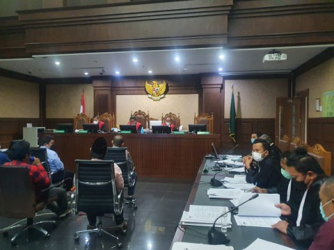 Saksi Ungkap Anak Buah Juliari Bayar Pengacara Hotma Rp3 Miliar