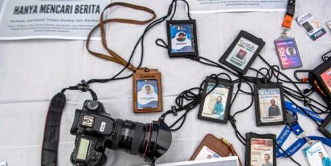 Wartawan Peliput Olimpiade Tokyo Akan Dipasang GPS