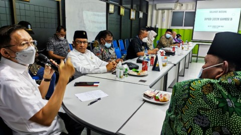 DPRD Jatim Sayangkan Kebutuhan Gula Industri dan IKM Dipasok dari Luar