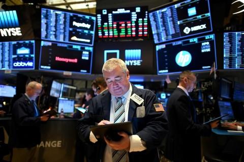 Wall Street Bervariasi, Ini Pemicunya