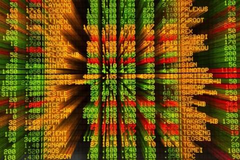 Melandai, Saham-saham Kakap Tiongkok di Bursa AS