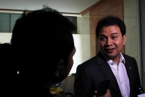 Azis Syamsuddin Memenuhi Panggilan KPK