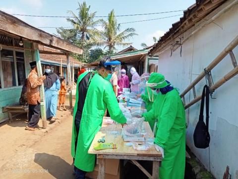 19 Warga Positif, Satu Desa di Tegal Dikarantina Wilayah