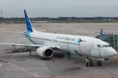 Hanya Operasikan 53 Pesawat, Garuda Indonesia Kurangi Frekuensi Terbang
