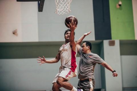 Timnas Basket akan Dipastikan Bebas Covid-19 Sebelum ke Filipina