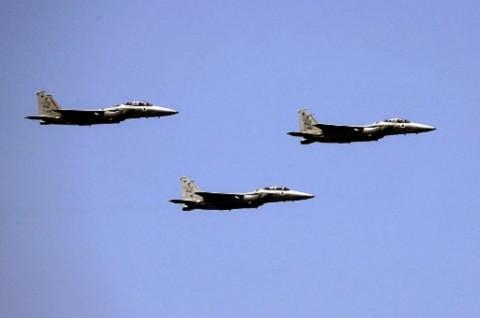 Serangan Udara Israel di Suriah Tewaskan 8 Orang