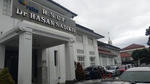 Okupansi Tempat Tidur Covid-19 di RSHS Bandung Capai 50%