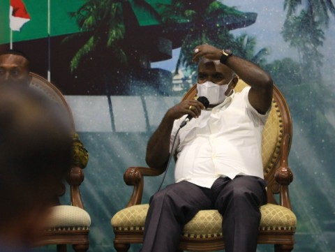 Bupati Merauke Dorong Pemerintah Wujudkan Lumbung Pangan Papua