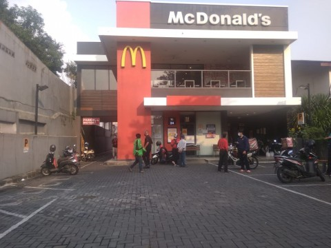 5 Gerai McDonald's di Jakarta Pusat Ditutup Buntut Kerumunan BTS Meal