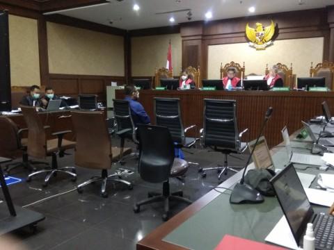 Saksi Kasus Bansos Berkelit Soal Penerimaan Uang Rp670 Juta