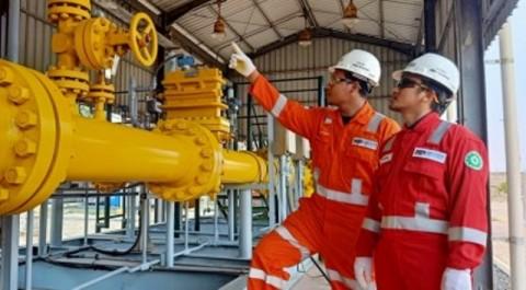 PGN Akan Mengaliri Gas untuk Uji Coba Proyek JTB