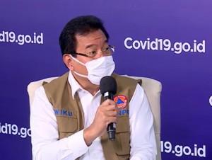 Satgas Minta Pemda Antisipasi agar Pandemi Tetap Terkendali