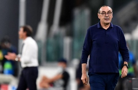 Maurizio Sarri Jadi Pelatih Anyar Lazio