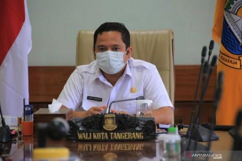 BOR 32 RS Khusus Covid-19 Kota Tangerang Capai 52,54%