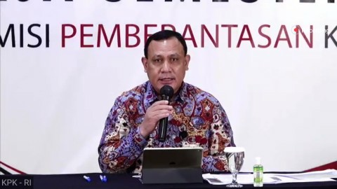 Firli: Kepala Daerah Jangan Korupsi Gara-Gara Desakan Donatur Pilkada