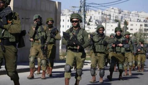 Tiga Warga Palestina Tewas Ditembak Pasukan Israel