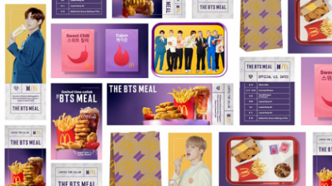 National Police Steps in as BTS Meal Delivery Rush Causes Crowding