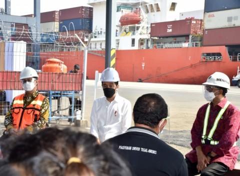 Telepon Kapolri, Jokowi Perintahkan Basmi Premanisme di Tanjung Priok
