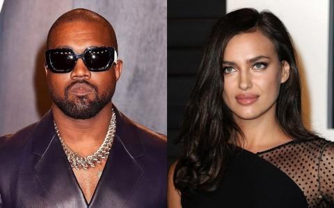 Cerai dari Kim Kardashian, Kanye West Dekati Mantan Pacar Cristiano Ronaldo